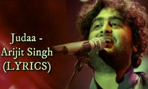 Judaa Sad Lyrics In Hindii By Arijit Singh