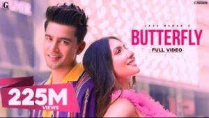 Butterfly Lyrics by Jass Manak is latest Punjabi song from the music album No Competition