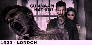 Gumnaam Hai Koi lyrics - 1920 London - Jubin Nautiyal