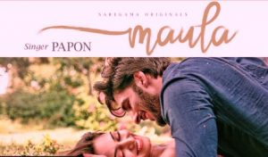 MAULA LYRICS – PAPON