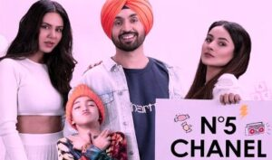 Chanel No 5 Lyrics Song Sung by Diljit Dosanjh